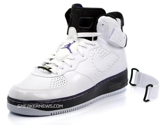Air Jordan Force VI (AJF 6) - Black - Varsity Purple - SneakerNews.com c241e93d22