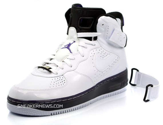 104a99410791 Air Jordan Force VI (AJF 6) - Black - Varsity Purple - SneakerNews.com