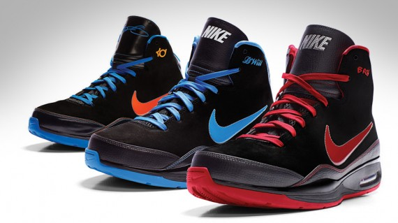 nike blue chip shoes
