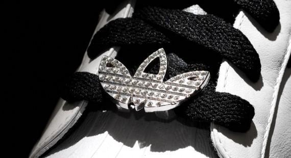 adidas originals 60th anniversary diamond superstar