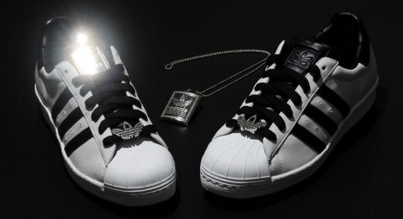 adidas Originals 60th Anniversary quot Diamond Packquot Superstar