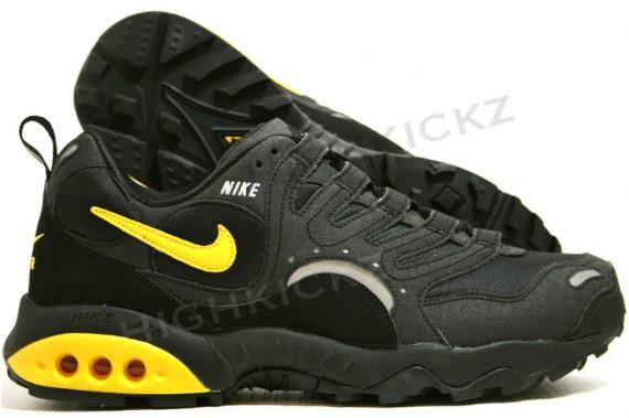 Nike Air Terra Humara - Black - Yellow