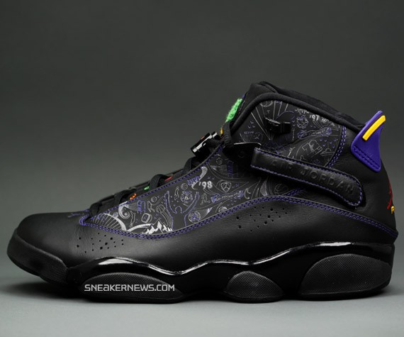 "Air Jordan 6 Rings - Championship Pack - ""All Six"""