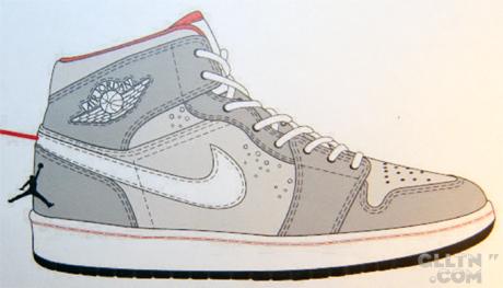 Air Jordan Retro I (1) Mid - Hare - 2009 - SneakerNews.com 2b0f4dd0ab