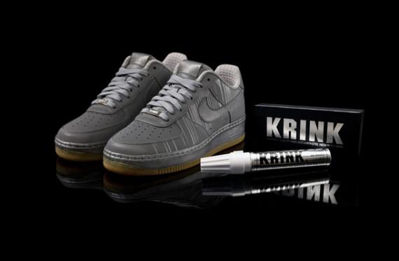 Nike Sportswear NY - Krink Air Force 1 - Release