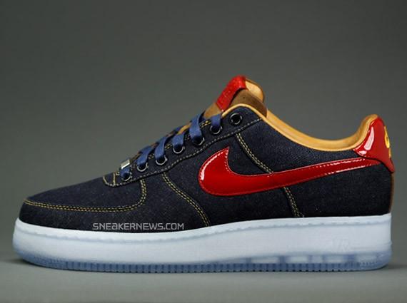 Nike iD Air Force 1 Bespoke   Highsnobiety