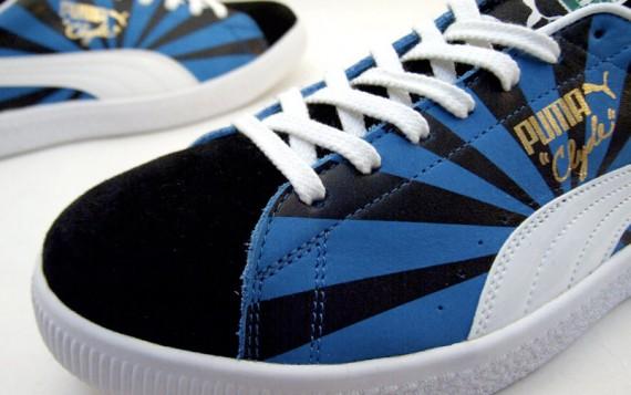 super popular 8a244 a7b8e Mita Sneakers x Puma Clyde - Made in Japan - SneakerNews.com