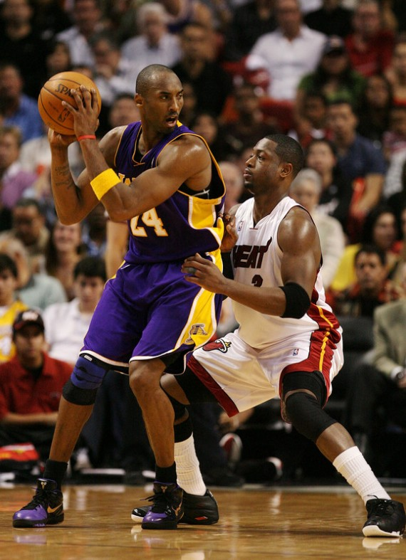 two basketball players kobe bryant and dwyane Giannis antetokounmpo, chris paul, dwyane wade, and russell westbrook all got six percent also interesting was that kobe bryant was also in the 'others receiving votes' category, two years.