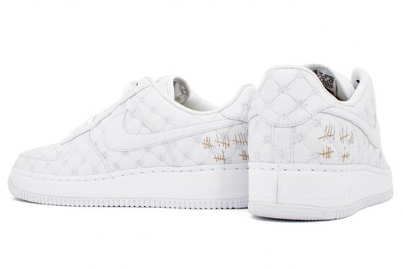 promo code 26188 35790 good Nike Air Force 1 Supreme I O TZ Crazy Michael Lau Now Available