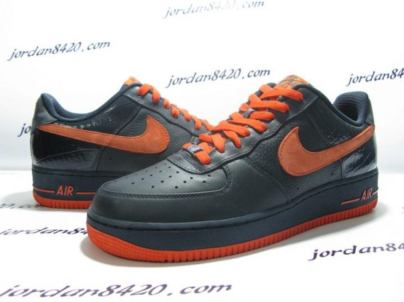 Nike Air Force 1 Premium - Navy