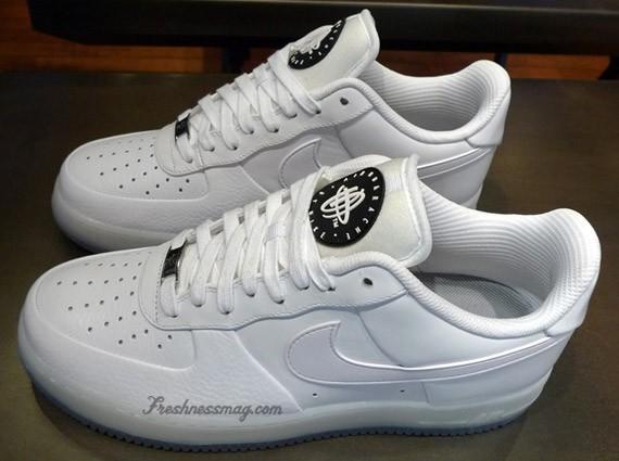 huarache x air force