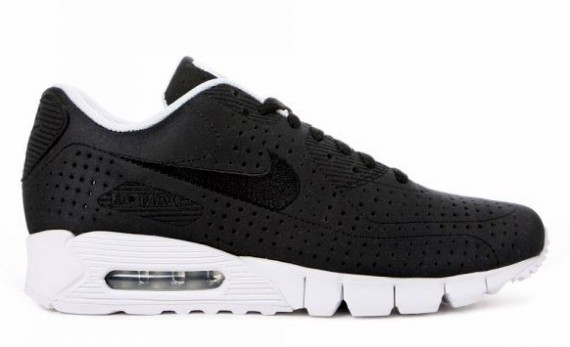 Nike Air Max 90 Current Moire - Grey + Black