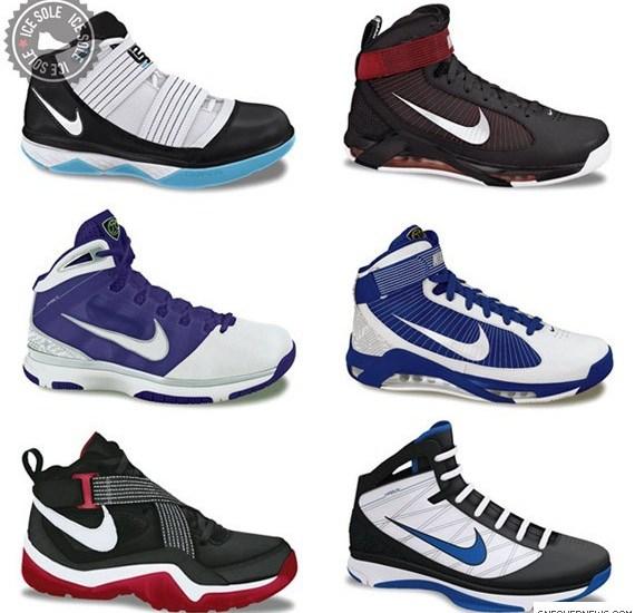 99d273d0af98 Nike Basketball Fall 09 Preview II - Sharkalaid