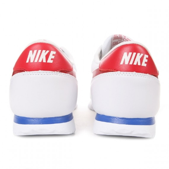 Nike Cortez Fly Motion White Blue Red Forrest Gump