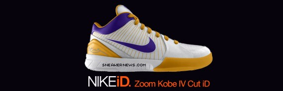 774fa7ec2 Nike iD Zoom Kobe IV Cut iD - Christmas - SneakerNews.com