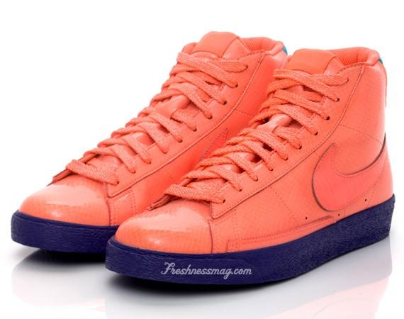 size 40 96b80 a67c2 Nike Blazer Supreme x Cassette Playa - SneakerNews.com