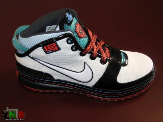 Nike Zoom LeBron VI - Miami