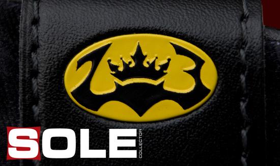 Nike Zoom LeBron VI - Triple Black - Batman Inspired