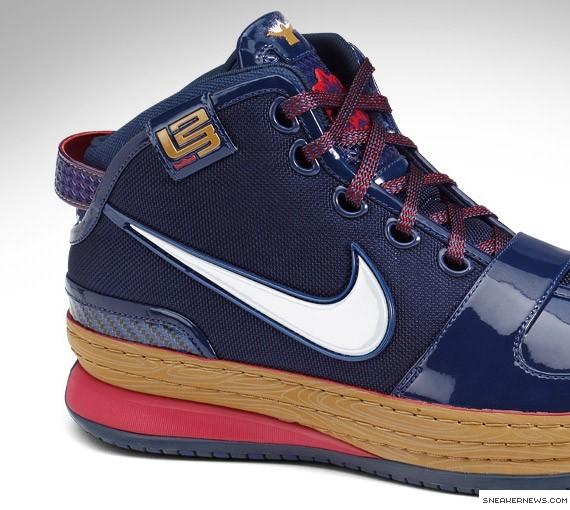 Nike Zoom Lebron VI - Chalk Edition
