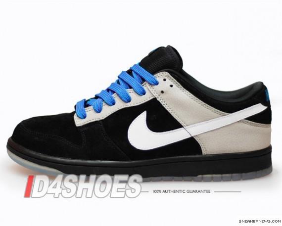 newest 89ca3 f4087 Nike Dunk Low 6.0 - Black - Granite - Pure Purple ...