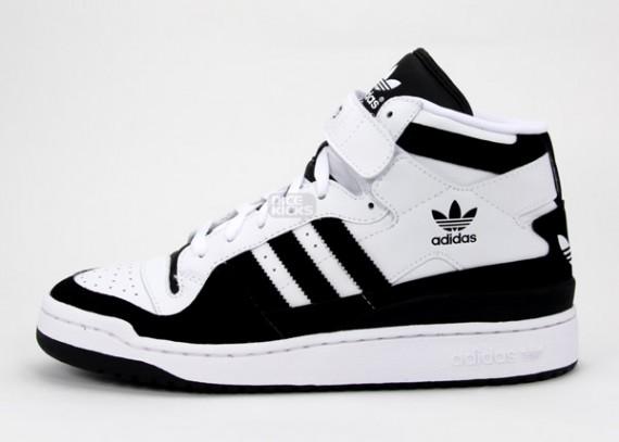 new product bb1ed 27e7e Adidas Forum Mid - Three New Colorways