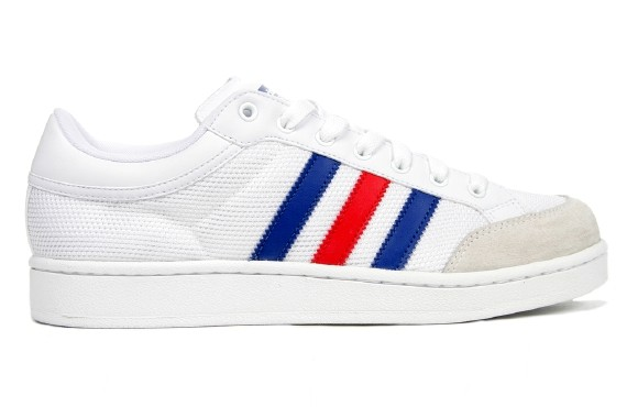 best service 60db2 1709f adidas Americana Lo - White - Red - Blue - SneakerNews.com