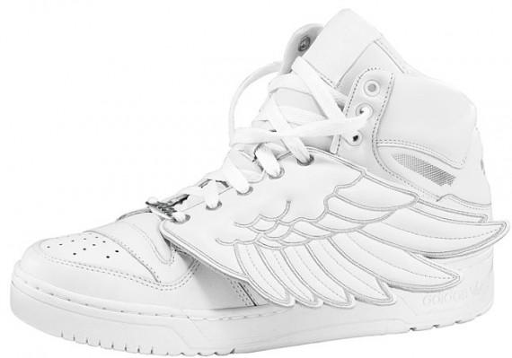 aa2542ebfb4b09 adidas x Jeremy Scott - Metro Attitude Hi - JS Wings - White -  SneakerNews.com