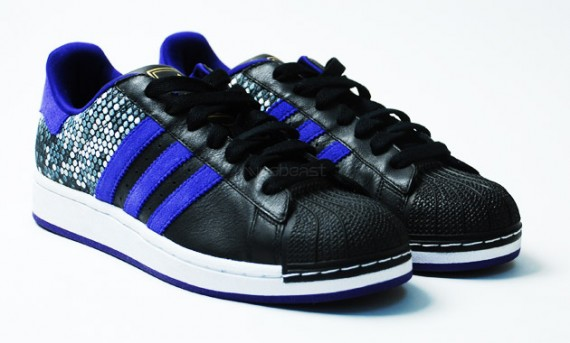 Adidas Originals - 60 Years of Soles and Stripes - Color Vision Superstar