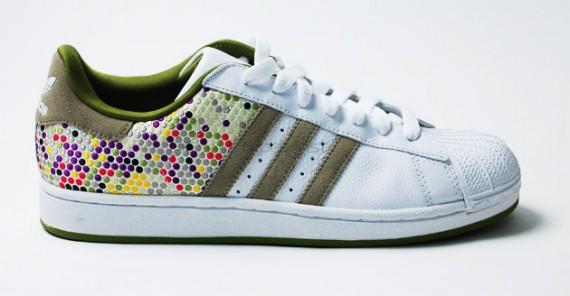 Superstar Adidas Color