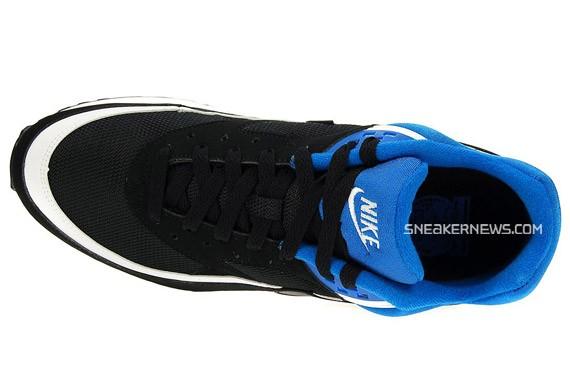 Nike Air Classic Black White Blue Sapphire
