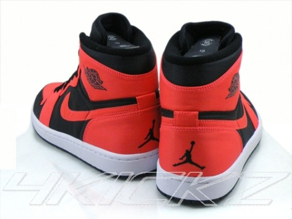 72aa6707ebb6 Air Jordan 1 High - Infrared changed to Max Orange - SneakerNews.com