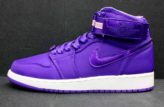 Hybrid Jordan Shoes With Tops Of The