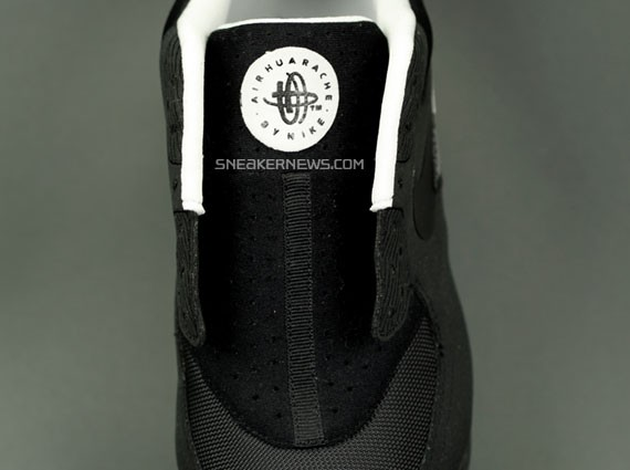 Nike Air Max 90 Current Huarache ND - Black - Neutral Grey