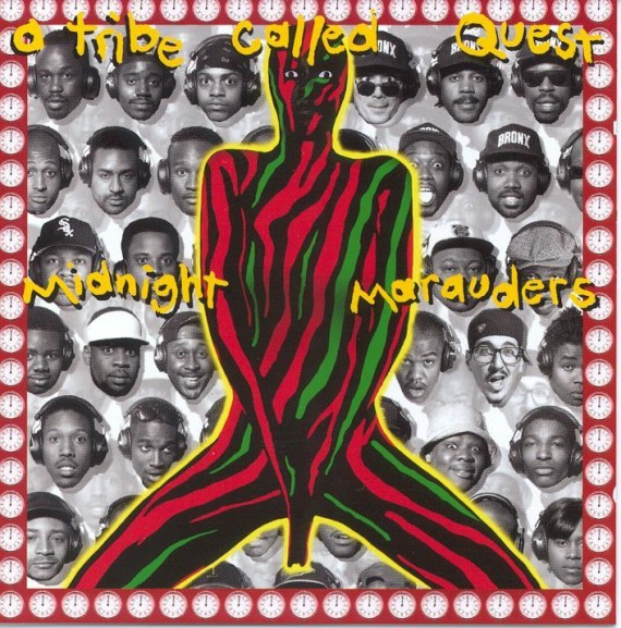 Air Jordan 1 - Sole to Sole - A Tribe Called Quest - Midnight Marauders