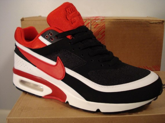 promo code 5ed4a 51fce Air Max Classic BW - Black - Red - White - SneakerNews.com