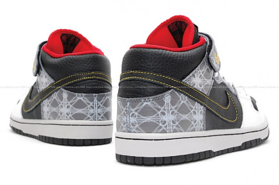 Nike SB x Triumvir x Fly - Dunk Mid Beijing