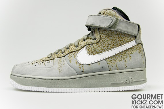 new concept f3640 8c8c8 Nike AF1 Hi Supreme Elephant. Advertisement. If you are a true Air Force 1  ...