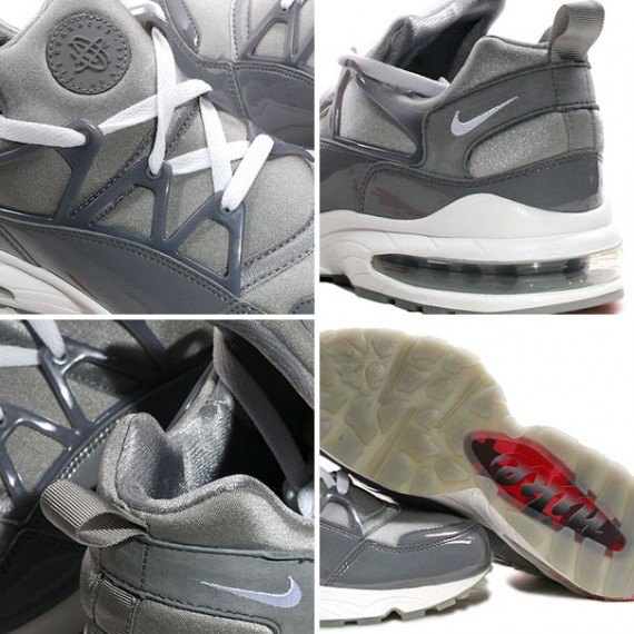 new Nike Air Huarache Light Burst QK Quickstrike Grey ... 6ae511349