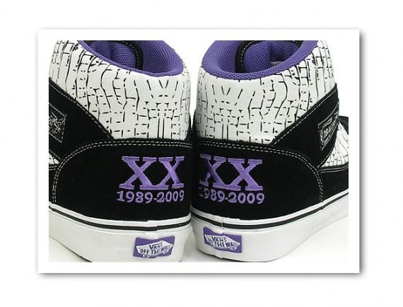 66541d2202 Vans Caballero 20th Anniversary Edition - SneakerNews.com
