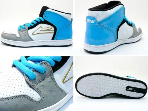 Lakai x Mita Sneakers 'Japan Limited' Telford