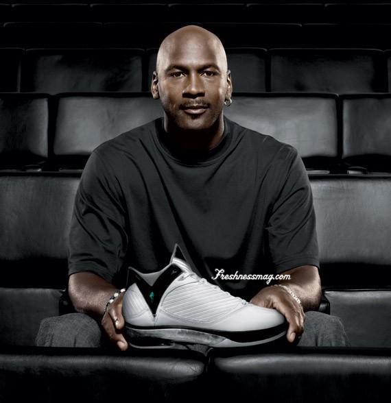 Air Jordan 2009 unveiled by Michael Jordan