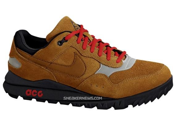 Nike Acg Air Pegasus Hiking Boots Hybrid Sneakernews Com