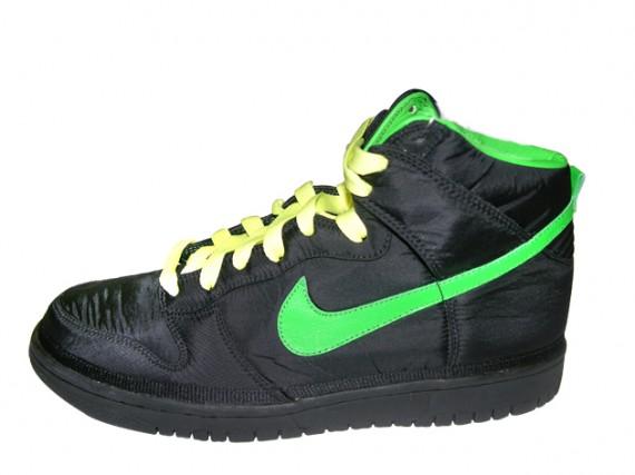 new arrival 83b0d 5bd5a Nike Dunk Hi - Nylon Premium
