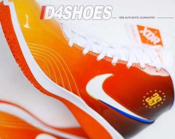 Nike KD1 X - Kevin Durant - White - Photo Blue