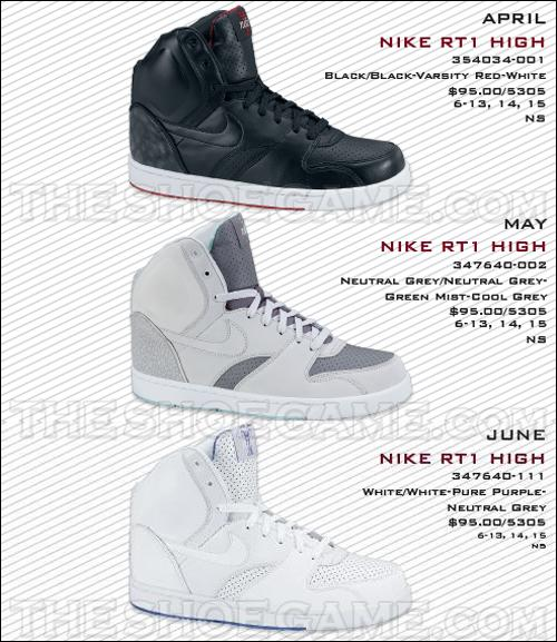 all lebron sneakers nike rt1 87aa1d1c8