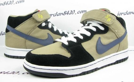 Nike SB Dunk Mid Premium - Workwear - SneakerNews.com a20c136566
