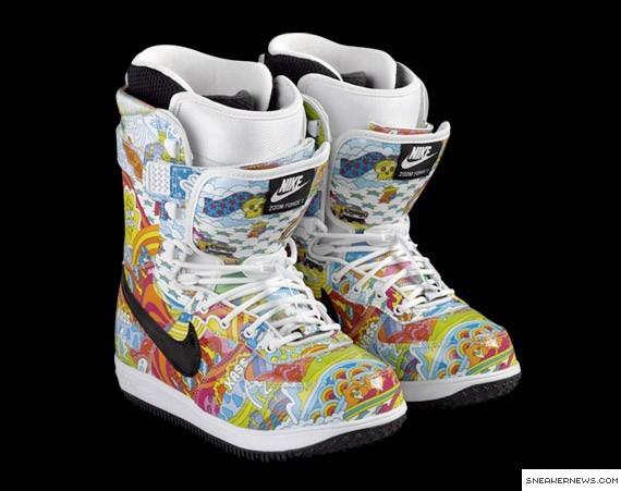 Nike Snowboarding x Arbito - Danny Kass