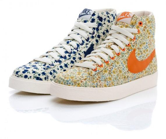 Nike Womens Blazer Hi Premium