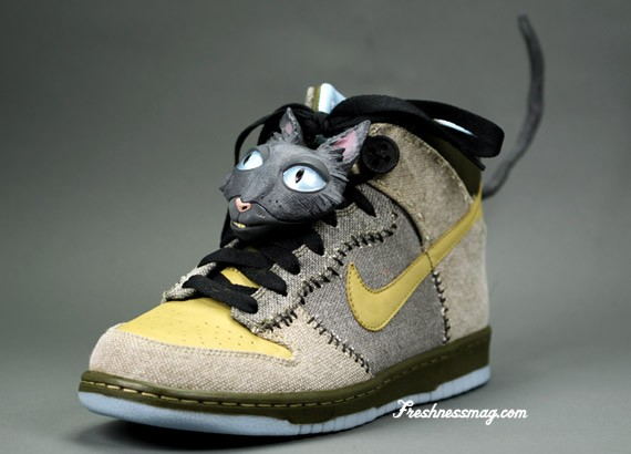 Nike x Coraline Dunk - Movie Props Edition - SneakerNews.com 402abd2a6