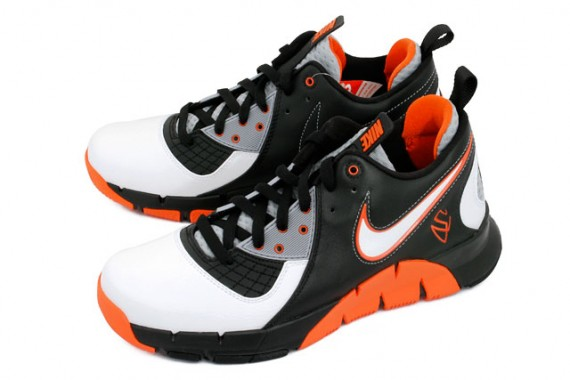 best sneakers a045f 55da2 Nike Zoom MVP X - Steve Nash PE - SneakerNews.com